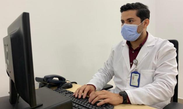 Hospital «Los Ceibos» ofrece consultas médicas virtuales en 36 especialidades y subespecialidades