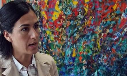 María Alejandra Muñoz es la nueva vicepresidenta de la República