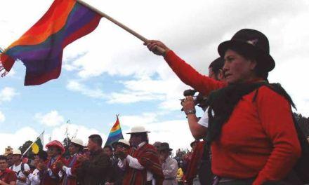 Los 30 años del levantamiento indígena de 1990