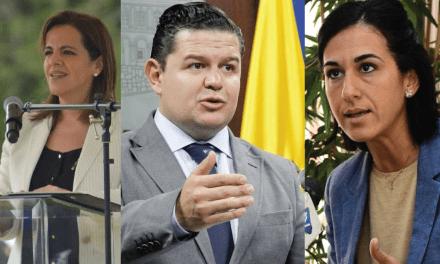 María Paula Romo, encabeza la terna para vicepresidente del Ecuador