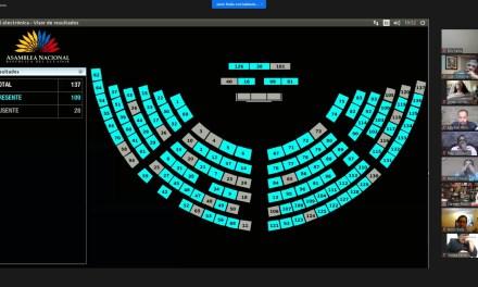 Asamblea Nacional aprueba resolución que beneficia a excombatientes de los conflictos bélicos de 1981 y 1995