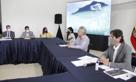 Una mesa de trabajo definirá acciones para buscar la recuperación económica de Galápagos
