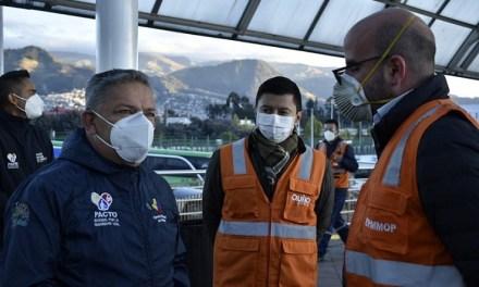 752 frecuencias de transporte interprovincial autorizadas a operar desde terminales terrestres de Quito