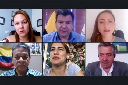 CAL calificó los pedidos de juicio político en contra de María Paula Romo y del titular del cpccs
