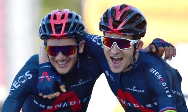 """""""Vamos a llevar a Ecuador al podio de París"""", expresó el ciclista carchense  Richard Carapaz"""