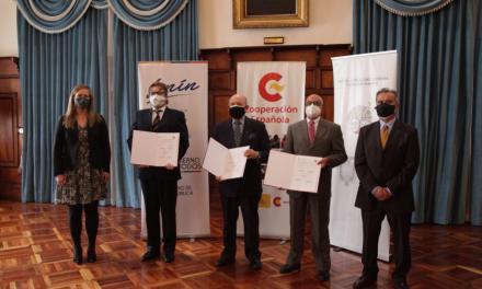 España dona 13.800 unidades de medicamento y 40.000 dólares para insumos médicos para tratar COVID-19