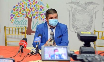 """en El Oro impulsan el fortalecimiento de la campaña """"Yo Me Cuido"""" y la seguridad ciudadana"""
