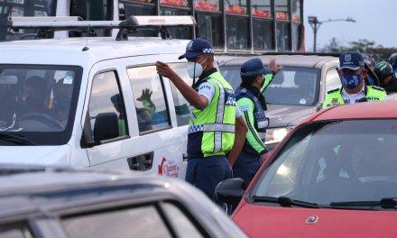 COE cantonal de Guayaquil elimina la restricción vehicular por último dígito de placa