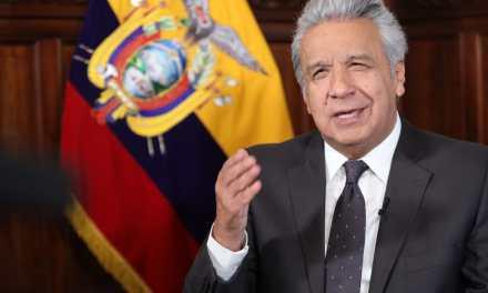 Lenín Moreno destacó el pronunciamiento de organismos internacionales para apoyar a economías en desarrollo