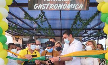 Una Terraza Gastronómica  fue inaugurada en Samborondón
