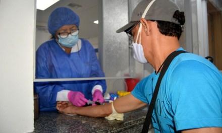 Hospital Teófilo Dávila realizó 13.821 muestras de COVID19