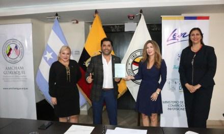 AMCHAM, 40 años promoviendo relaciones comerciales entre Ecuador y Estados Unidos