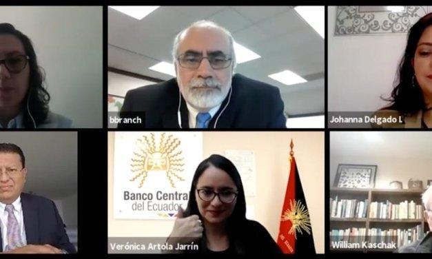 Banco Central, Woccu y Usaid firman convenio de cooperación sobre inclusión financiera