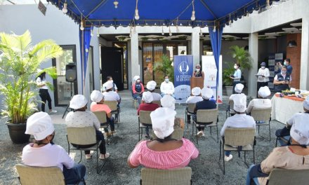 Emprendedoras de Guayaquil y Durán se capacitaron en la Escuela de Chefs