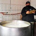 Arcsa realiza operativos de control en plantas procesadoras de lácteos de Pichincha