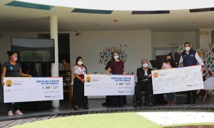 Con la entrega de dos nuevos bonos se conforma una gran red de protección social en Ecuador
