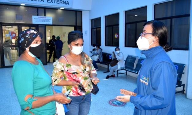 El Hospital Teófilo Dávila de Machala,  conmemoró el Día Mundial de la Salud Mental