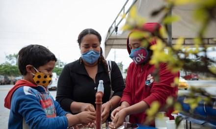 Con el aporte de UNICEF, se impulsa la iniciativa global Higiene de Manos para Todos