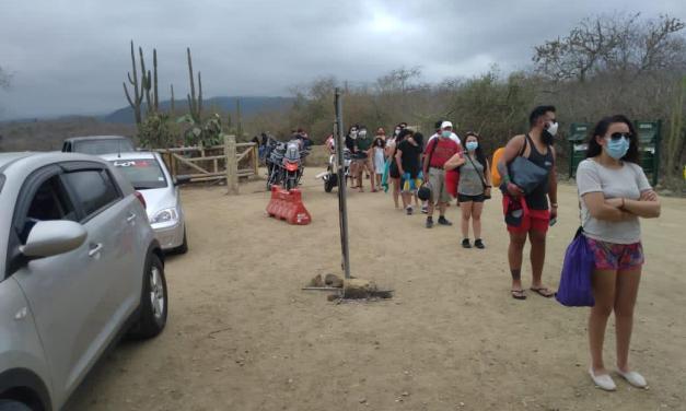 Durante el feriado de finados, 76.595 turistas visitaron las áreas protegidas