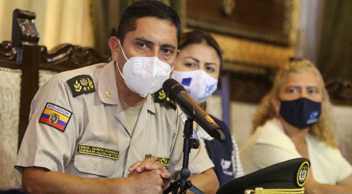 Programa de vivienda para elementos de la Policía Nacional asignados a la zona 8