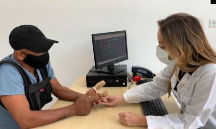 Más de 4.500 procedimientos ha realizado la Clínica de Mano del Hospital Los Ceibos