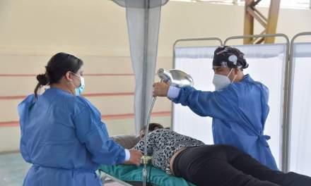 Brigadas Médicas han llegado a 8 mil habitantes de Samborondón
