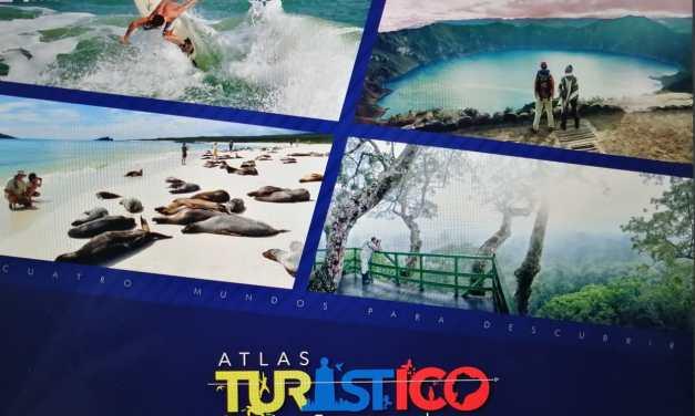 Se presentó el Atlas Turístico del Ecuador: Cuatro Mundos para descubrir