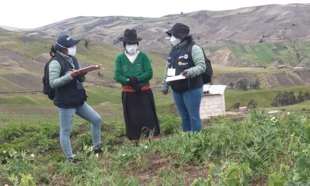 MAG inicia prueba piloto del Registro Nacional Agropecuario