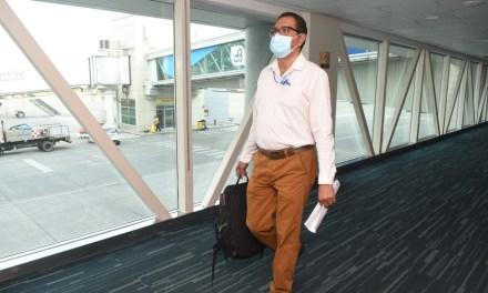 En Ecuador se aplican restricciones de bioseguridad a vuelos internacionales
