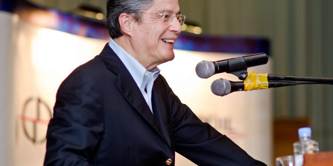 CNE concluye escrutinios para presidente. Lasso supera a Pérez con 0.36%