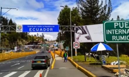 Colombia no abrirá sus fronteras terrestres y fluviales hasta el 1 de junio