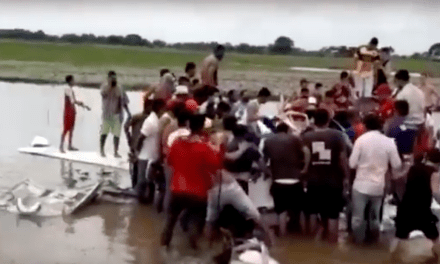 Avioneta se estrelló en Salitre, provincia del Guayas