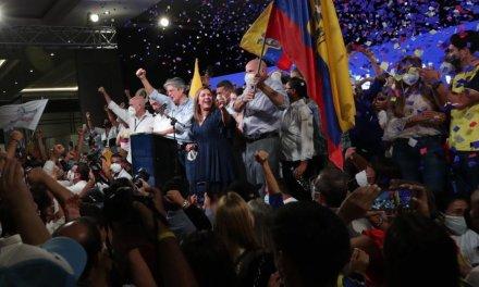 Lasso ofrece construir un proyecto nacional para todos los ecuatorianos