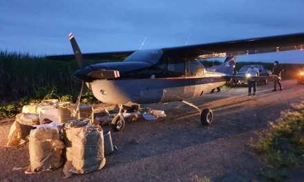 Capturan 2 avionetas con droga en Milagro