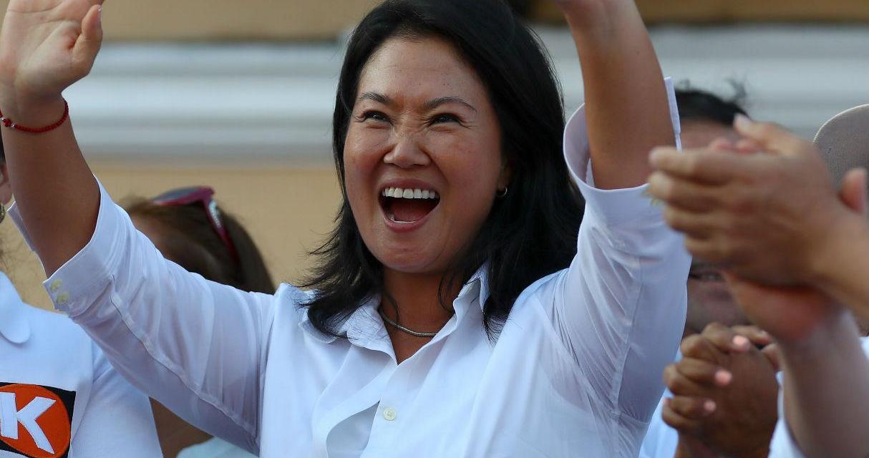Keiko Fujimori disputará la presidencia del perú en segunda vuelta