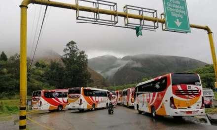 Pasajes de transporte intra e interprovincial se incrementan en un 15%