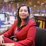 Guadalupe LLori Abarca es la nueva presidenta de la Asamblea Nacional