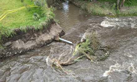 Habrá desabastecimiento de agua en sectores del Valle de los Chillos