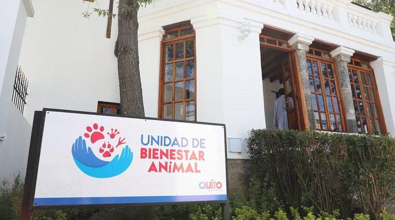 Los Chillos cuenta con un centro de atención animal