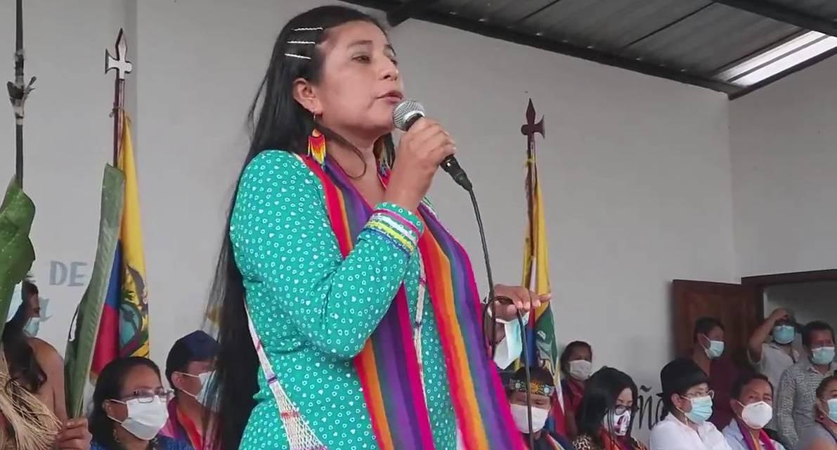 """Si roben, roben bien y justifiquen bien"" dice asambleísta de Pachakutik"