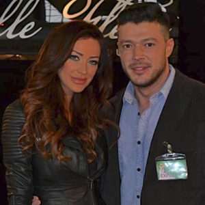 Victor si Bianca la Targul de nunti Ghidul Miresei februarie 2013