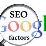 factori-google-seo