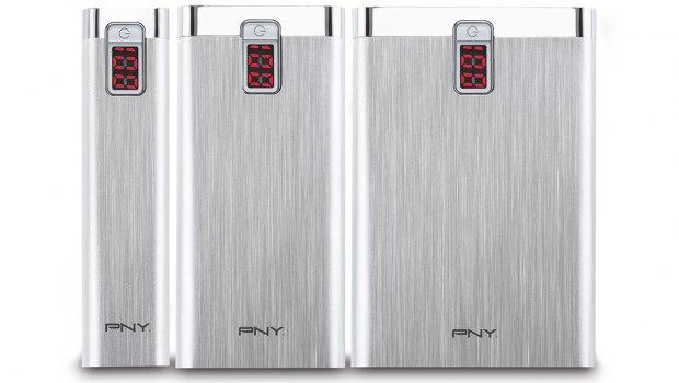 Baterias Externas PNY