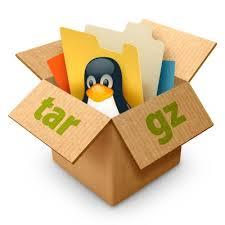 ¿Cómo puedo comprimir un archivo o directorio completo con Linux en línea de comandos?