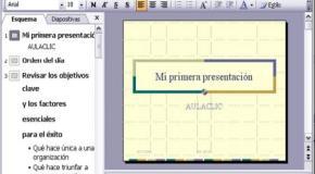 Power Point: Como crear una presentación 2