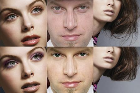Retoques rostros