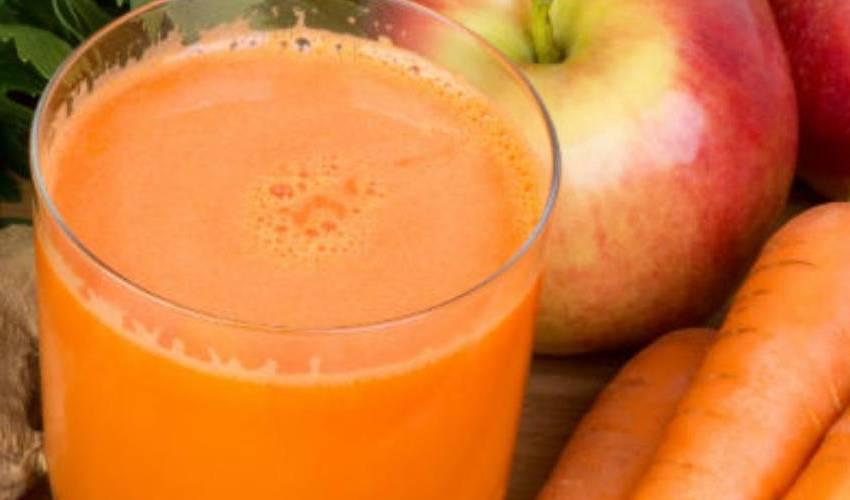 Detox de cenoura e seus benefícios para a saúde