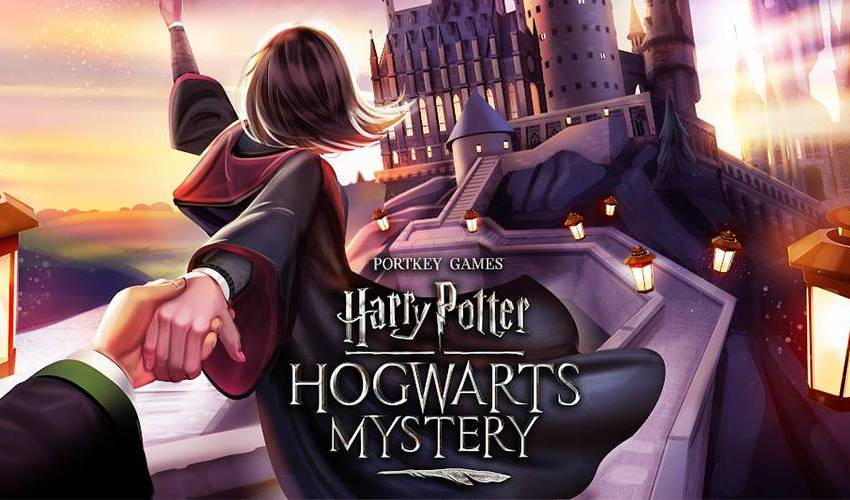 """Harry Potter Hogwarts Mystery""  – Na Google Play"