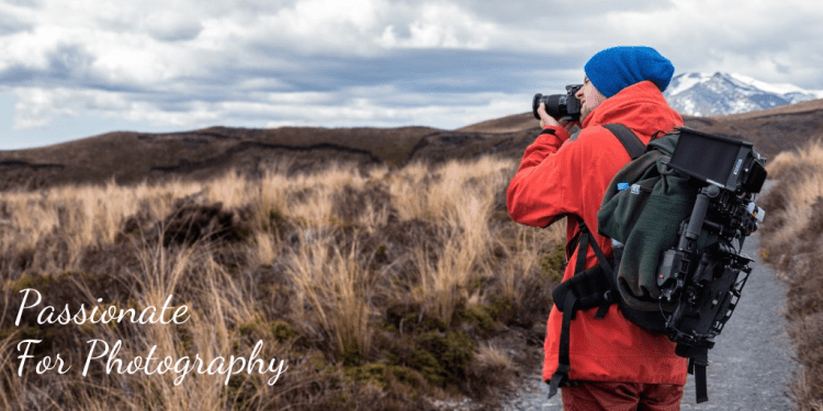World Photography Day & Passionate for Photography