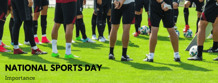National Sports Day Importance